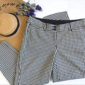 Lane Bryant gingham print the lena pants